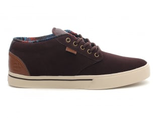 "Etnies ""Jameson Mid"" Schuhe - Brown/Tan"
