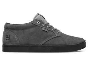 "Etnies ""Jameson Mid Crank"" Shoes - Dark Grey/Black (Brandon Semenuk)"