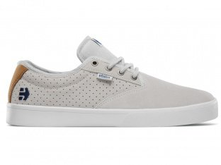 "Etnies ""Jameson SL"" Shoes - White (Chase Hawk)"