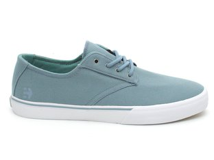 "Etnies ""Jameson Vulc LS"" Shoes - Light Blue"