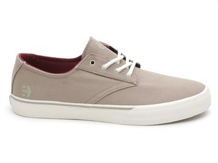 "Etnies ""Jameson Vulc LS"" Shoes - Tan"