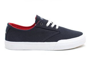 "Etnies ""Jameson Vulc LS X Sheep"" Schuhe - Navy"