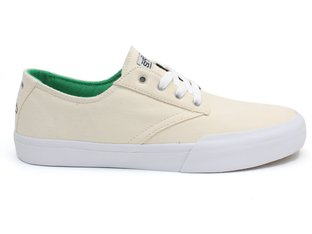 "Etnies ""Jameson Vulc LS X Sheep"" Schuhe - White"