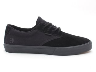 "Etnies ""Jameson Vulc"" Shoes - Black/Black/Black"