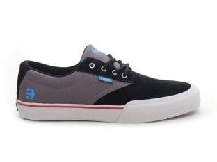 "Etnies ""Jameson Vulc"" Shoes - Black/Grey/Royal (Nathan Williams)"