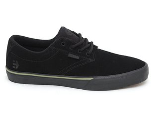 "Etnies ""Jameson Vulc"" Shoes - Black Raw"