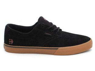 "Etnies ""Jameson Vulc"" Schuhe - Black/Tan/Red"