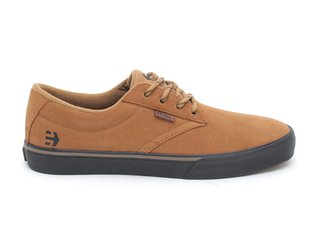 "Etnies ""Jameson Vulc"" Shoes - Brown/Black"