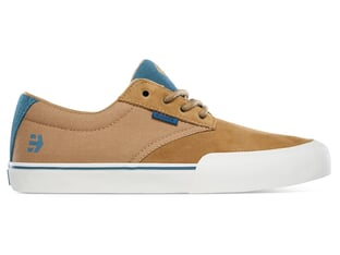 "Etnies ""Jameson Vulc"" Shoes - Brown/Blue (Nathan Williams)"