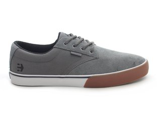 "Etnies ""Jameson Vulc"" Schuhe - Dark Grey/White/Gum"