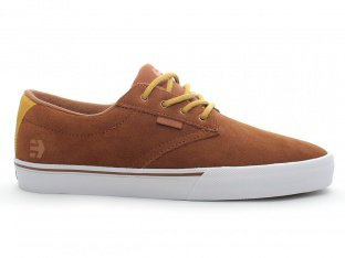 "Etnies ""Jameson Vulc"" Shoes - Brown/Tan"