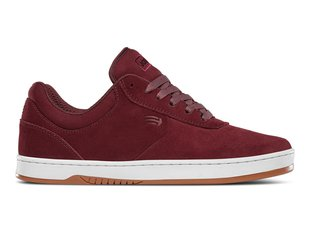 "Etnies ""Joslin"" Shoes - Burgundy (Chris Joslin)"