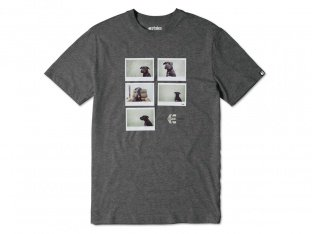"Etnies ""Julians Dog"" T-Shirt - Charcoal/Heather"