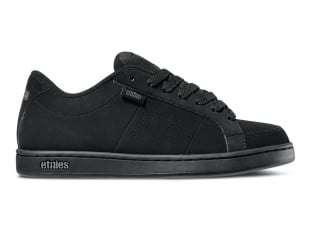 "Etnies ""Kingpin"" Shoes - Black/Black"