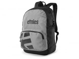 "Etnies ""Locker"" Backpack - Black/Grey"