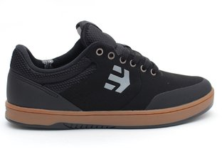 "Etnies ""Marana Crank"" Shoes - Black/Gum"