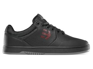"Etnies ""Marana Crank"" Shoes - Black/Red"