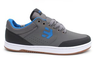 "Etnies ""Marana Crank"" Shoes - Grey/Black/Blue"