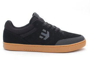 "Etnies ""Marana Michelin"" Shoes - Black/Dark Grey/Gum"