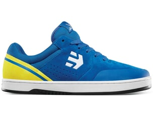 "Etnies ""Marana Michelin"" Shoes - Blue/Yellow"