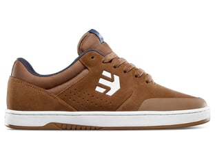 "Etnies ""Marana Michelin"" Shoes - Brown/Navy (Chase Hawk)"