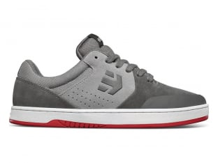 "Etnies ""Marana Michelin"" Shoes - Grey/Dark Grey/Red"
