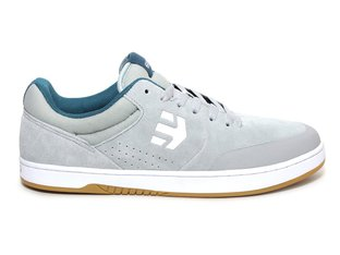 "Etnies ""Marana Michelin"" Shoes - Grey/White/Green"