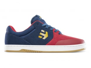 "Etnies ""Marana Michelin"" Shoes - Red/Blue/White"