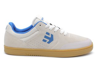 "Etnies ""Marana Michelin"" Shoes - White/Blue/Gum"