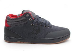 "Etnies ""Marana Mid Crank"" Schuhe - Dark Grey/Black/Red"