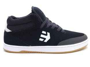 "Etnies ""Marana Mid Michelin"" Shoes - Navy/White/Gum"