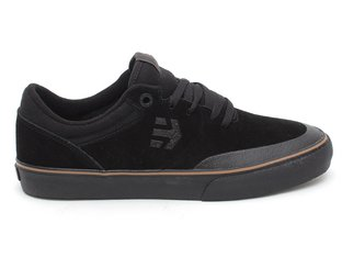 "Etnies ""Marana Vulc"" Shoes - Black/Dark Grey/Gum"