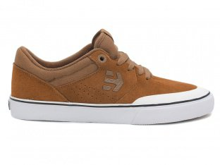 "Etnies ""Marana Vulc"" Shoes - Brown/White"