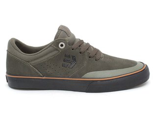 "Etnies ""Marana Vulc"" Shoes - Green/Black (Aaron Ross)"