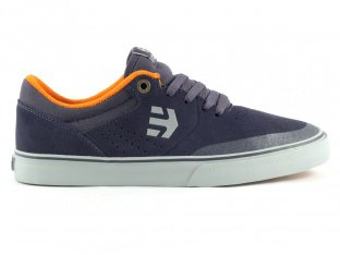 "Etnies ""Marana Vulc"" Schuhe - Grey/Orange (Aaron Ross)"