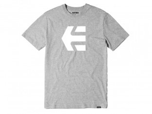 "Etnies ""Mod Icon"" T-Shirt - Grey/Heather"