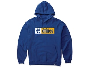 "Etnies ""New Box"" Hooded Pullover - Royal"