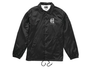 "Etnies ""Ply Coaches"" Jacket - Black"
