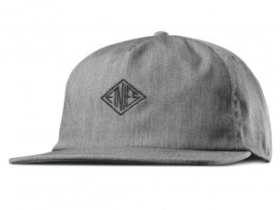 "Etnies ""Roots Snapback"" Kappe - Grey/Heather"