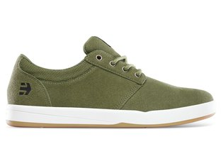 "Etnies ""Score"" Shoes - Olive/White/Gum (Chase Hawk)"