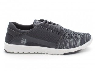 "Etnies ""Scout Yarn Bomb"" Shoes - Navy/Grey (Chase Hawk)"