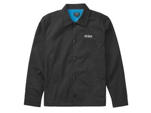 "Etnies ""Staple Coaches"" Jacke - Black"
