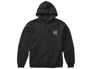 "Etnies ""Team"" Hooded Pullover - Black"
