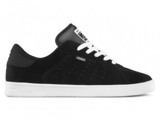 "Etnies ""The Scam"" Shoes - Black/White"