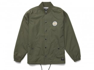 "Etnies ""Walk Off"" Bomber Jacket - Olive"