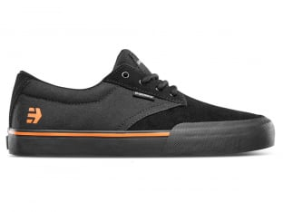 "Etnies X Doomed ""Jameson Vulc"" Shoes - Black Raw"