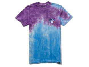 "Etnies X Happy Hour ""Sonny"" T-Shirt - Tie Dye"