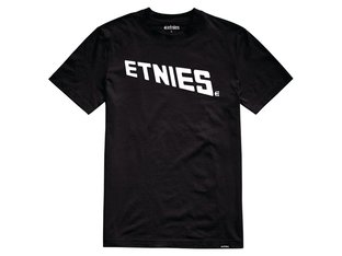"Etnies ""Zoom"" T-Shirt - Black"