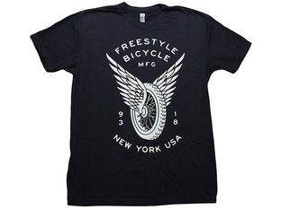 "FBM ""Freestyle"" T-Shirt - Black"