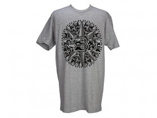 "FBM ""Navigator"" T-Shirt - Heather Grey"